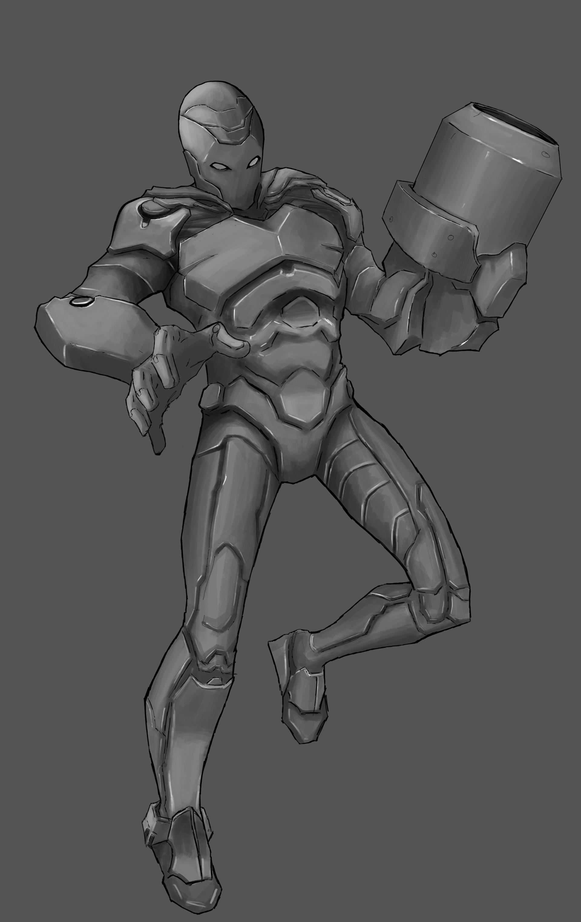 Gbenle maverick cyborg 6 6 2