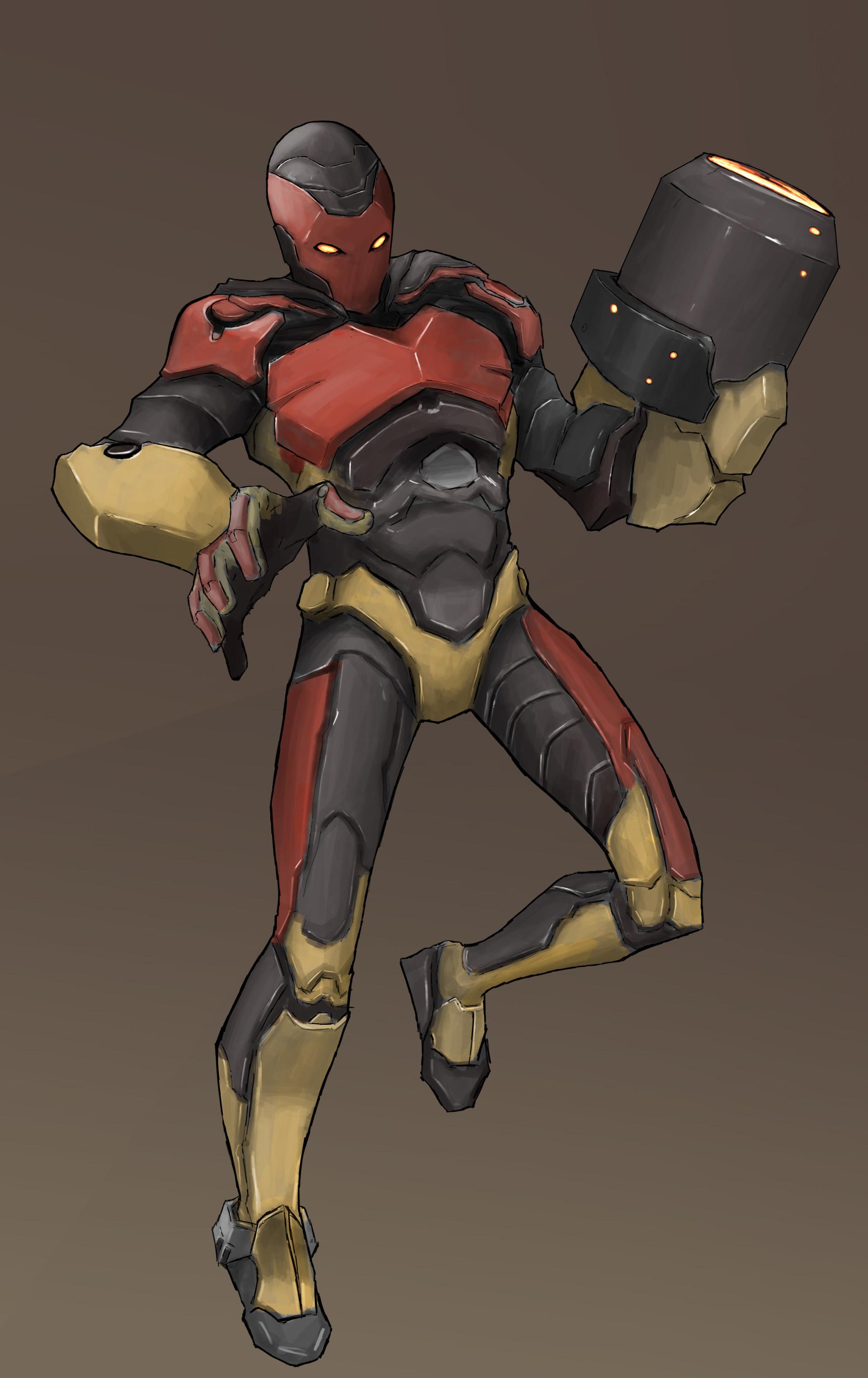 Gbenle maverick cyborg 7 5