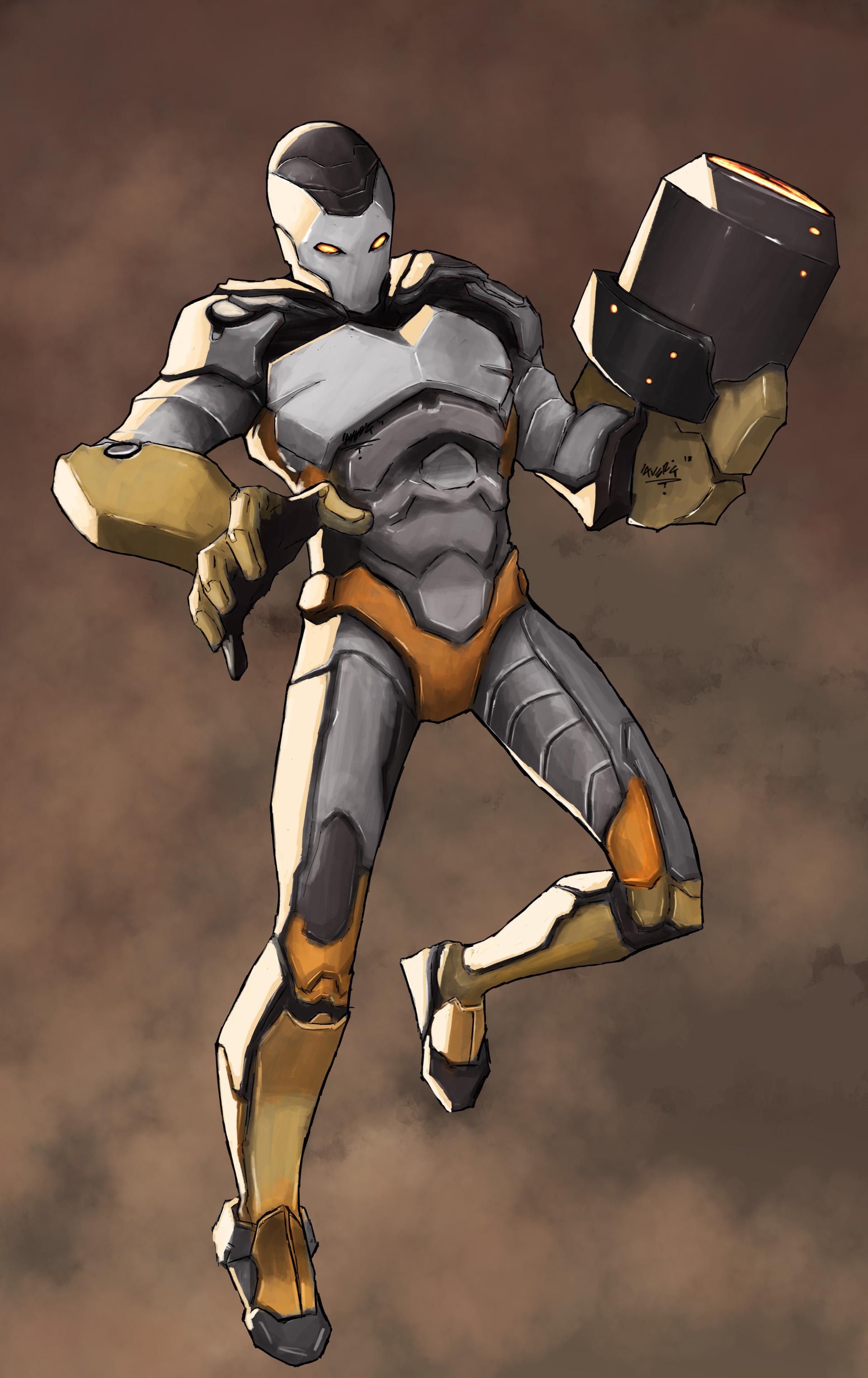 Gbenle maverick cyborg 11