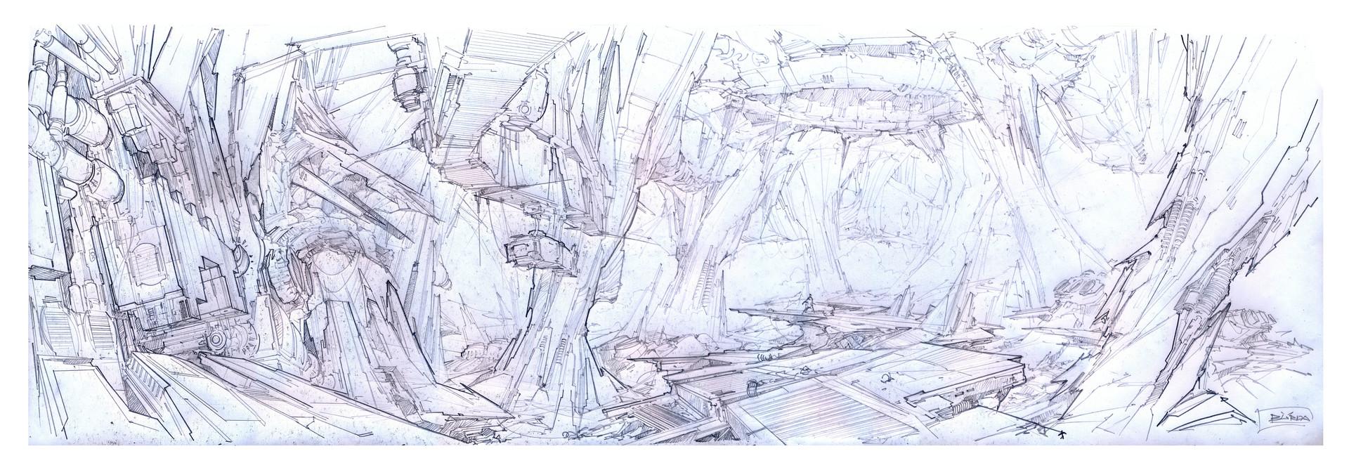Alejandro burdisio bocetos sector industrial1 telm panoramico