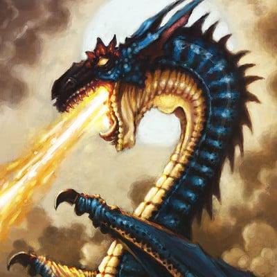 David d m cornish beast speaker 2 dragon friend full cover fc v2 01e