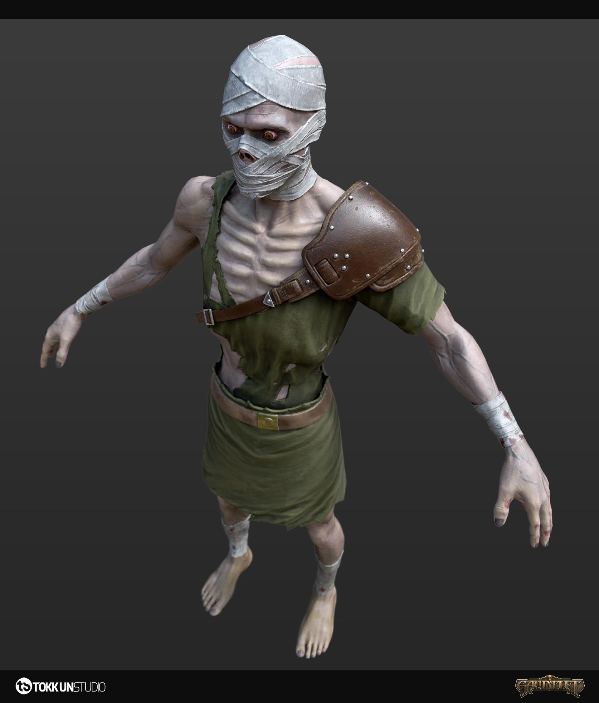 Tokkun studio zombie iray beautyshots 001