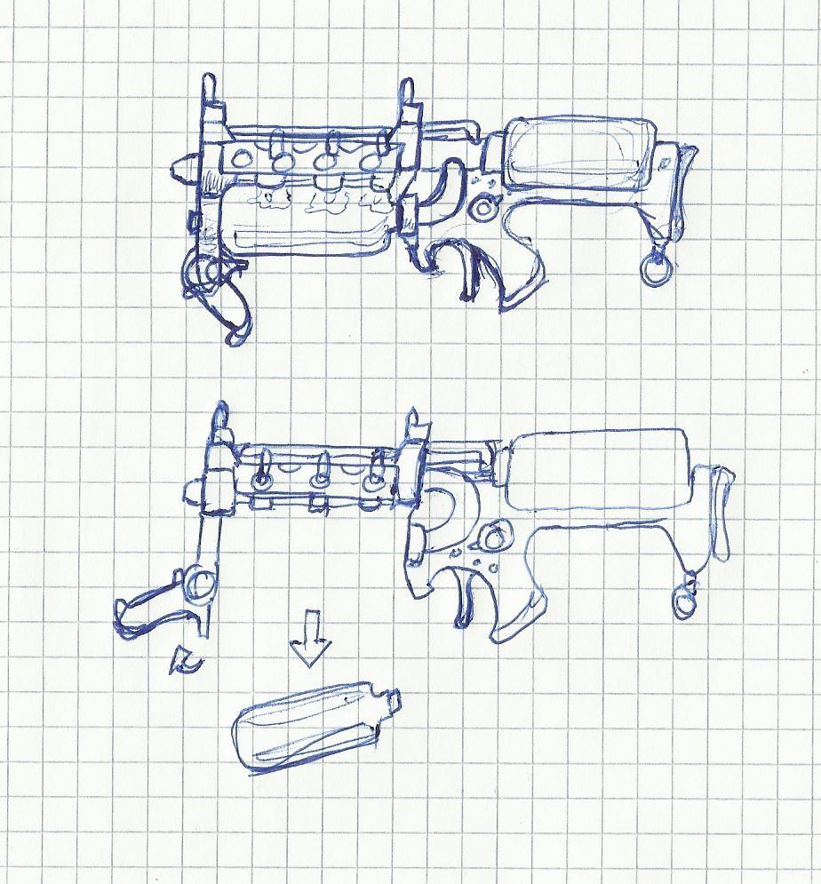 Boiler Gun scribble - rmory studios