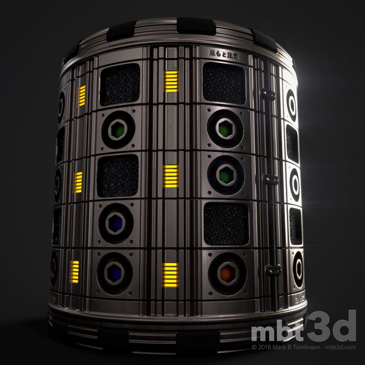 Sci-Fi Column