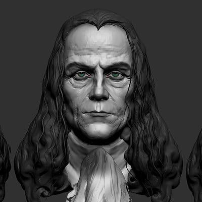 "Duke of Cassel from TV series ""Versailles"" WIP"