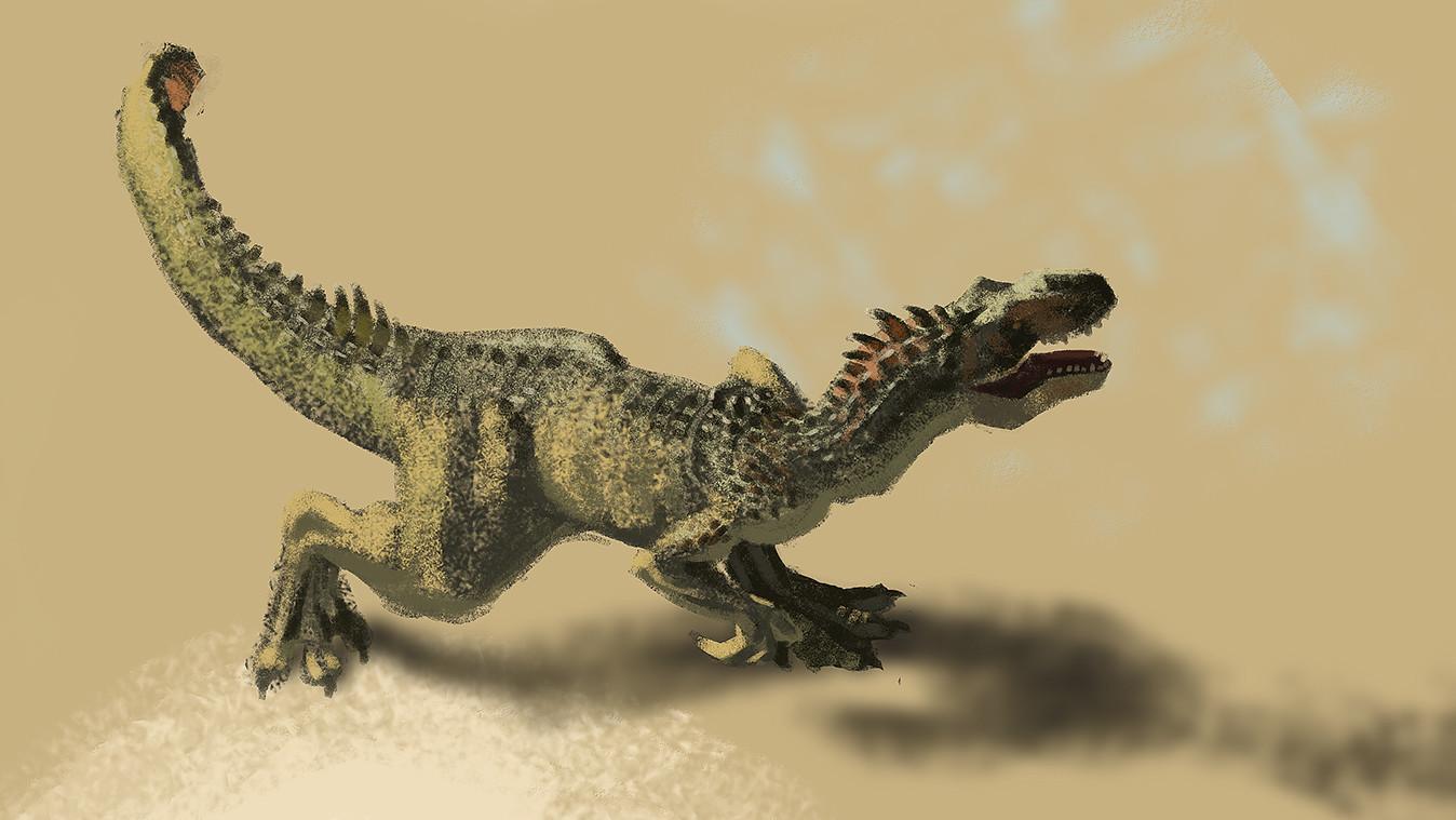 Matt rhodes dinosaurtoy