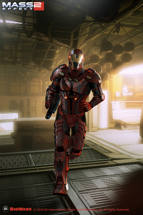 Some armor