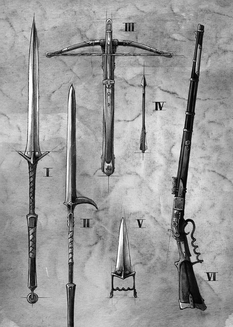 Engel: Common Weapons