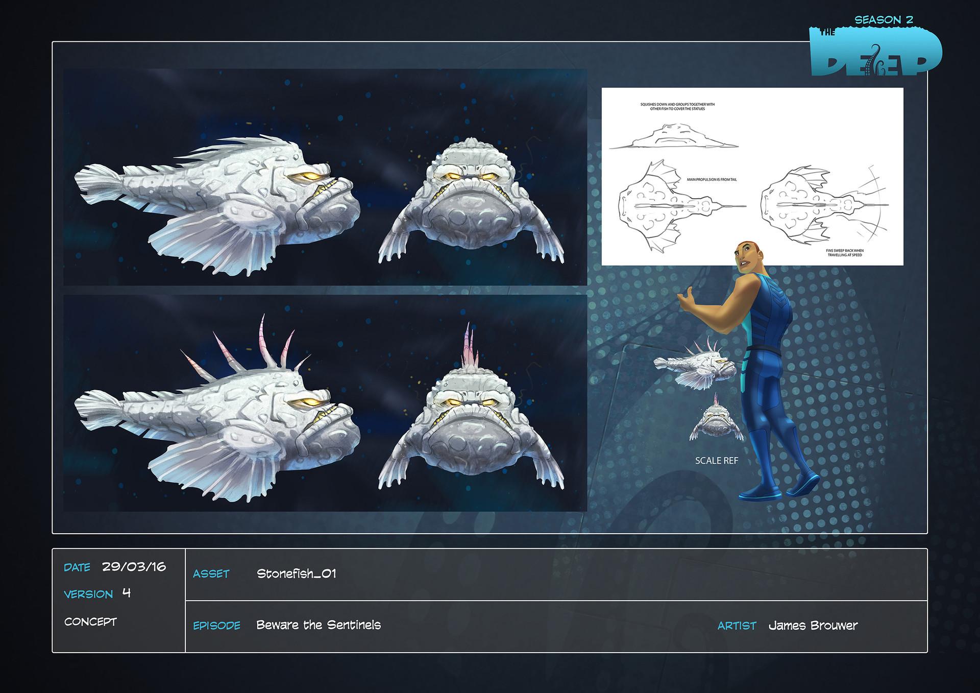James brouwer stonefish 01 design v004