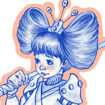 Diana ursu little gheisha samurai by artsapling