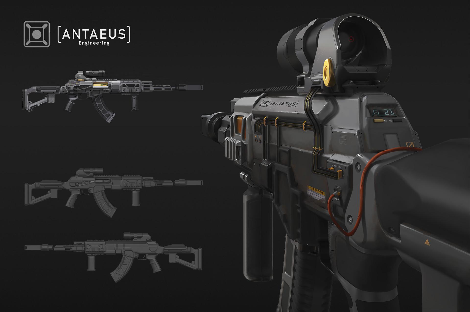 AK47 MK3