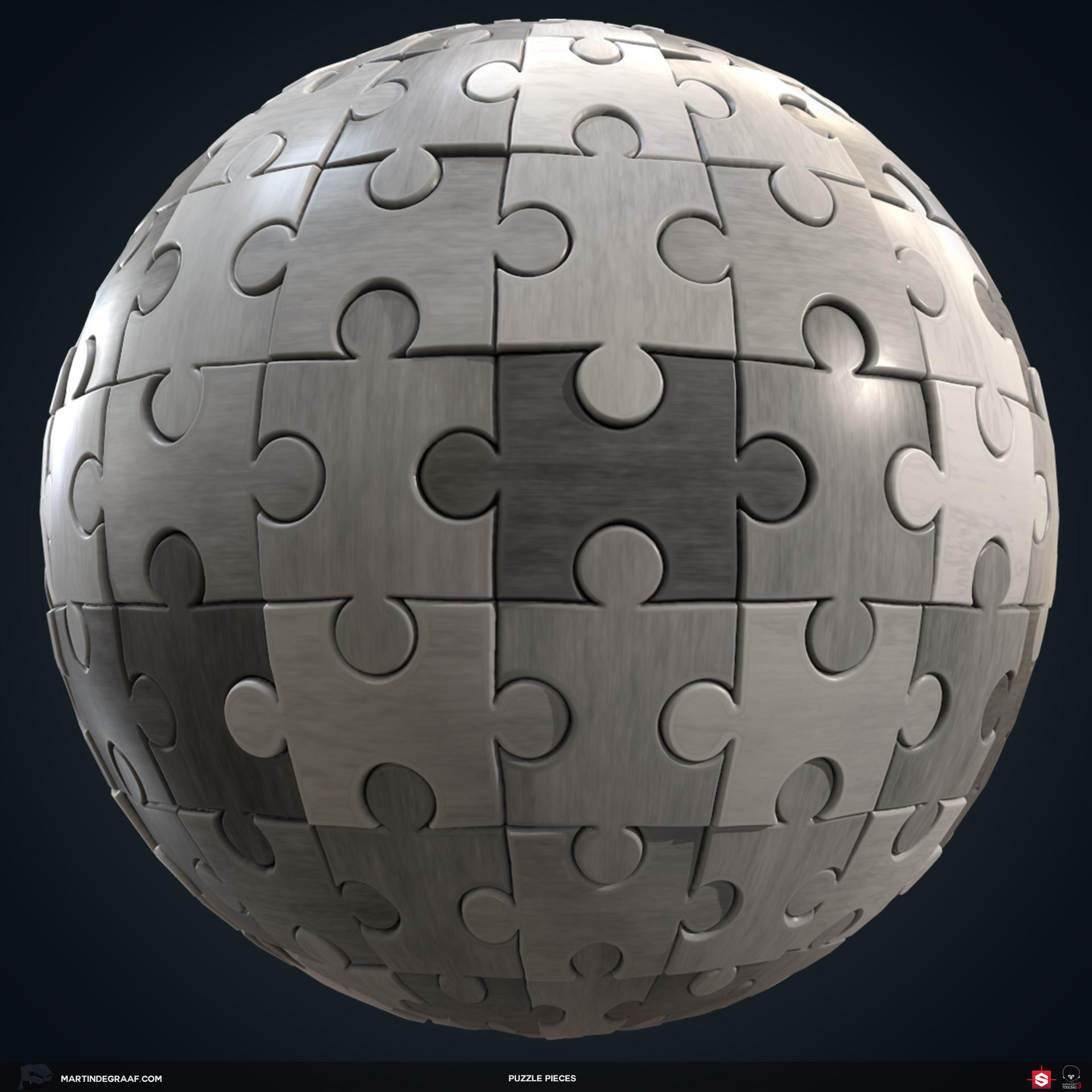 Martin de graaf puzzle pieces substance sphere martin de graaf 2018