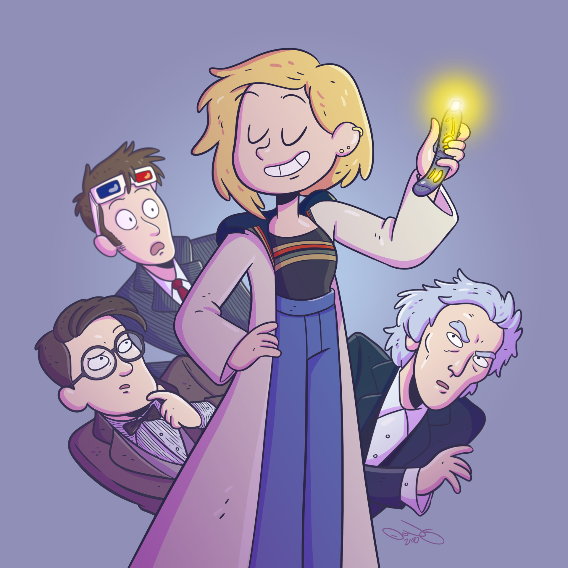 Dan velez 13 doctor who sonics