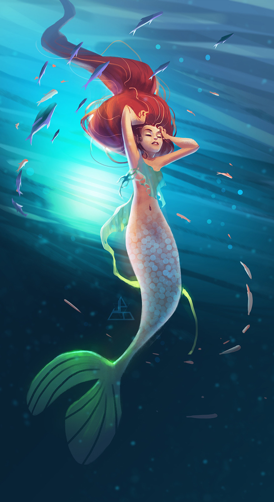 James brouwer mermaid4a