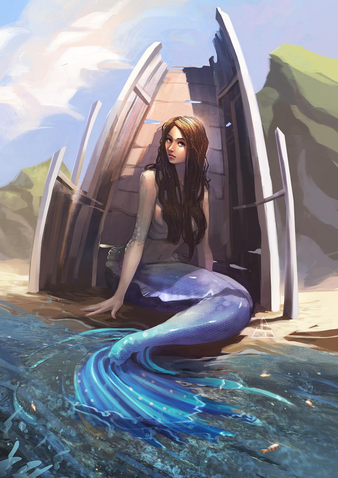 James brouwer mermaidboat
