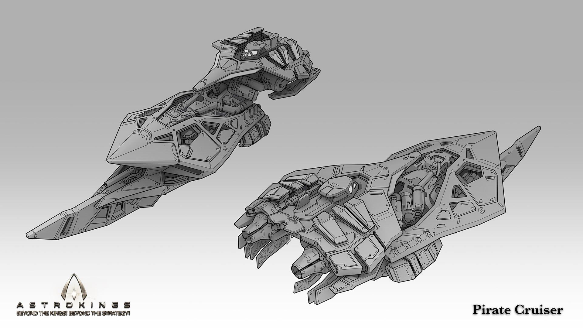 Il kim astronest destroyer artstation 1