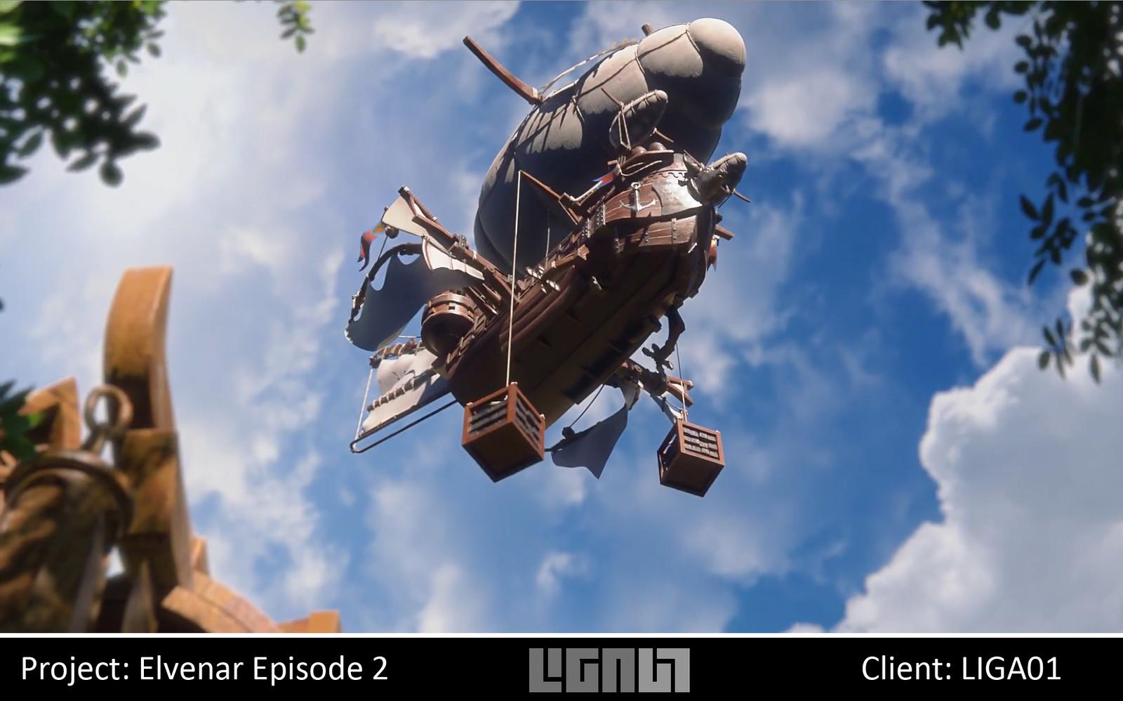 Elvenar Cinematic Episode 2