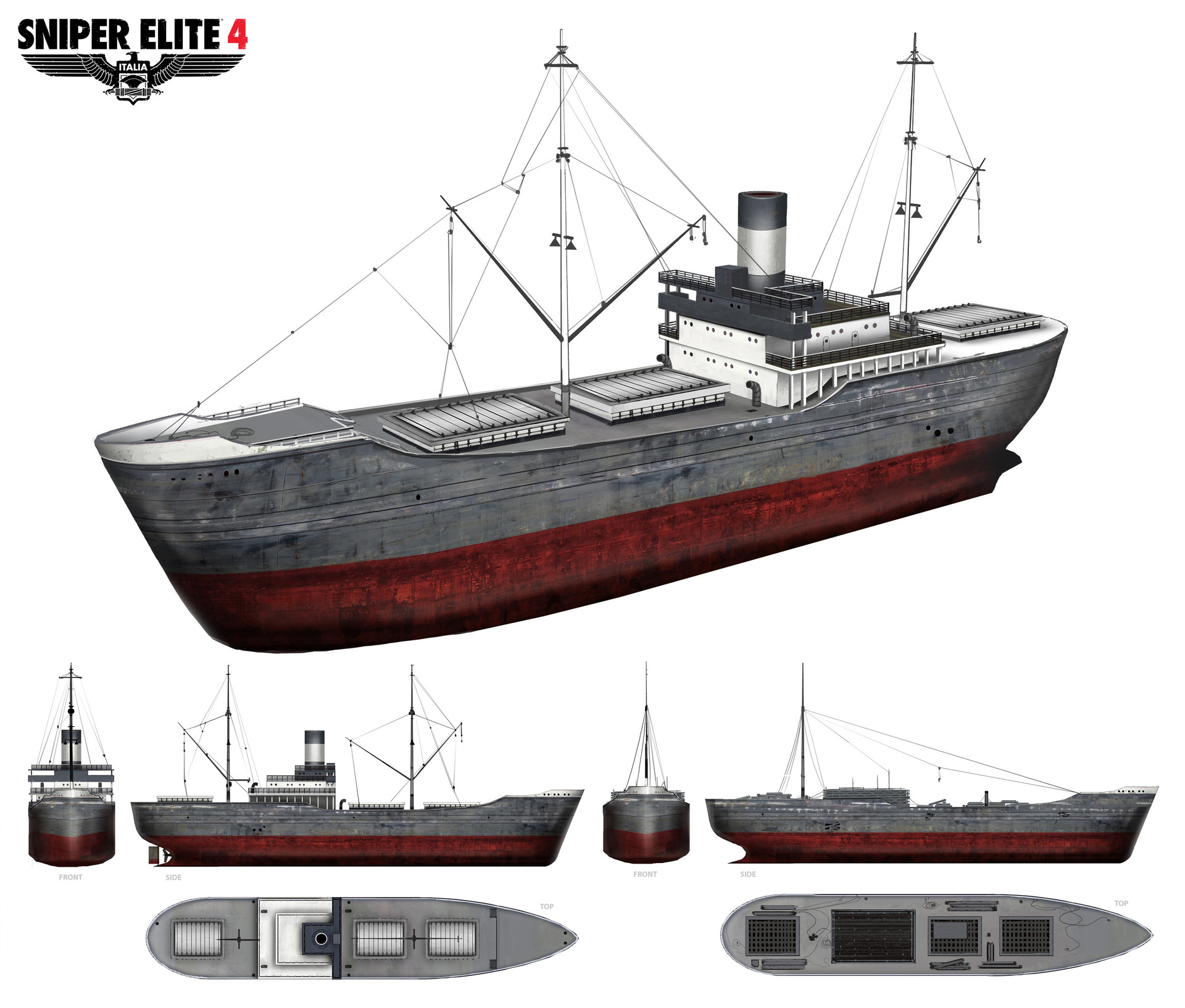 Jack eaves dock concept italiancargoship final