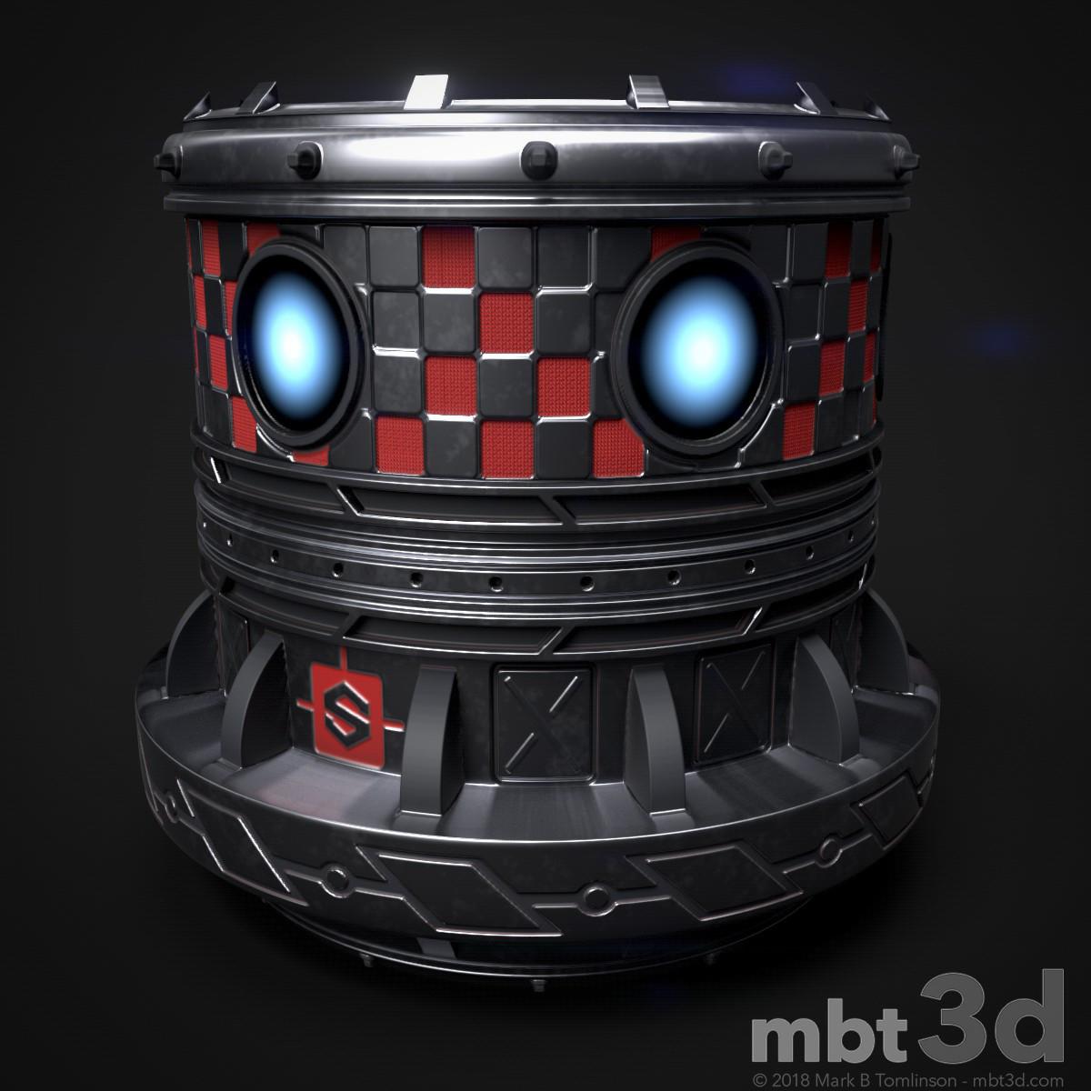 Mark b tomlinson capsule 08