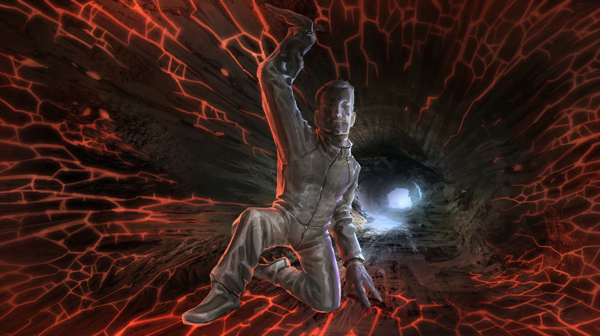 Rustam hasanov rising heat tunnelb