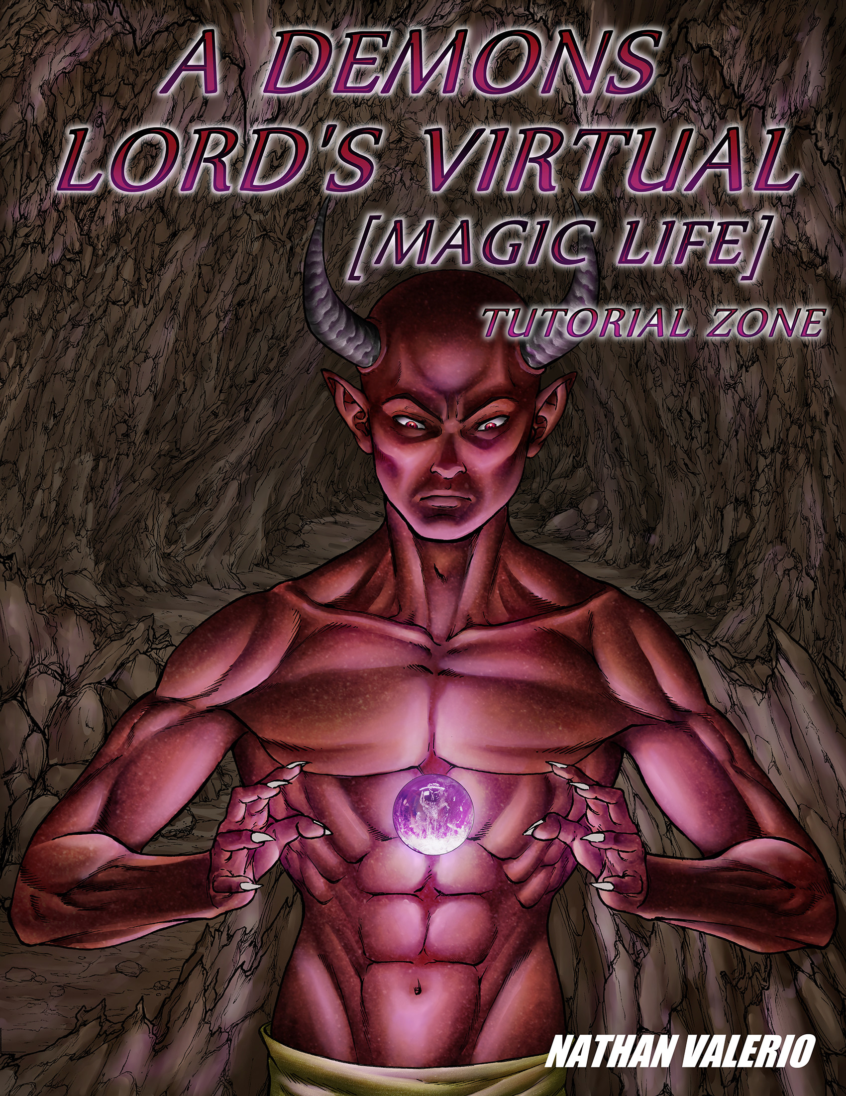 Gustavo melo a demons lord s virtual magic life cover book low