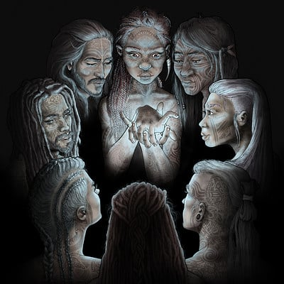 Mandy anselmo thegathering2