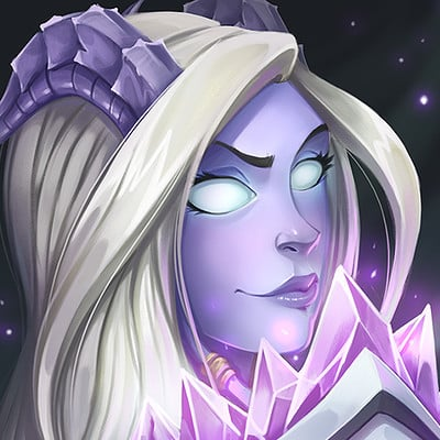 Draenei Mage - World of Warcraft
