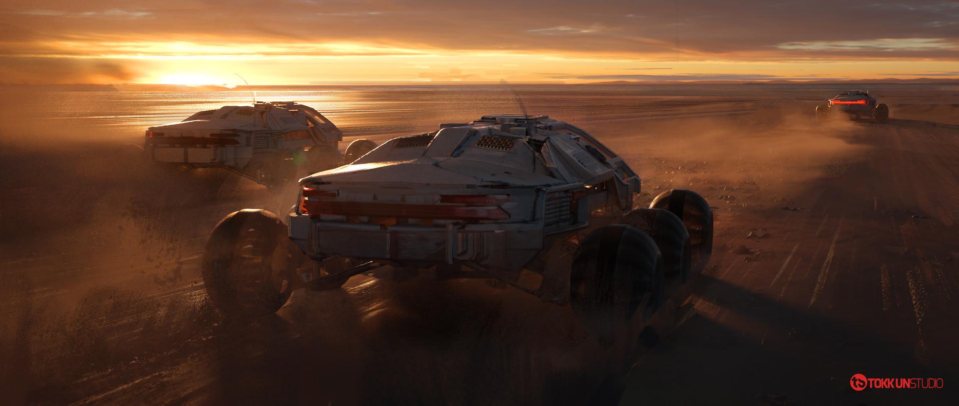 Tokkun studio rover ts concept 1