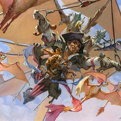 Jesper ejsing art id 402253 red keel glider final correction
