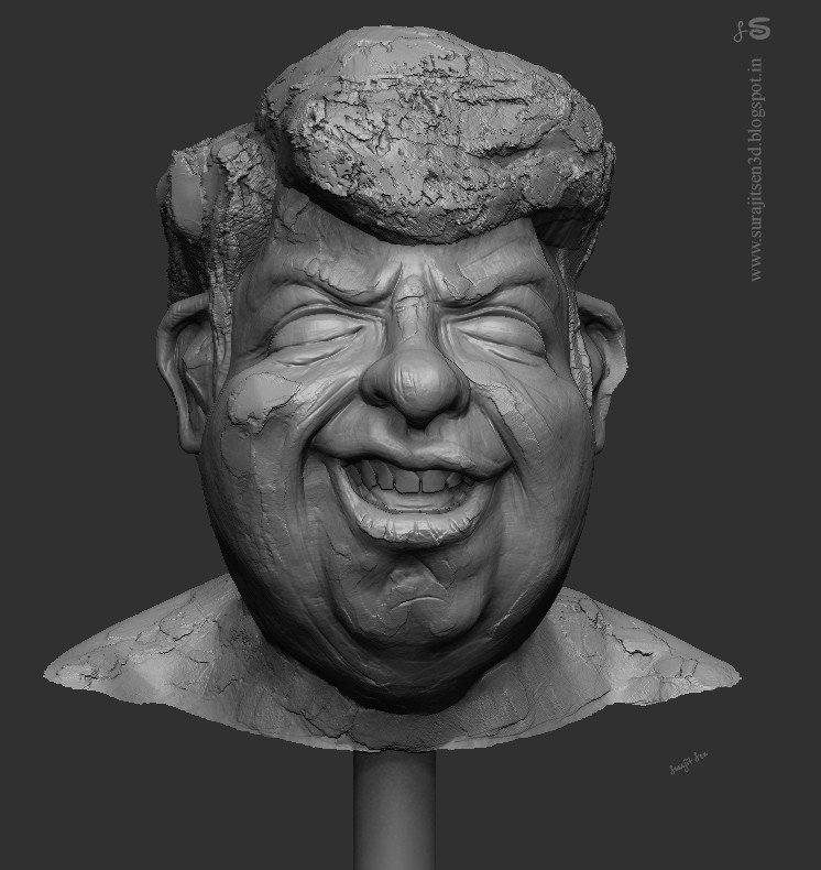 Surajit sen speed sculpt clever by surajitsen sculpt wip