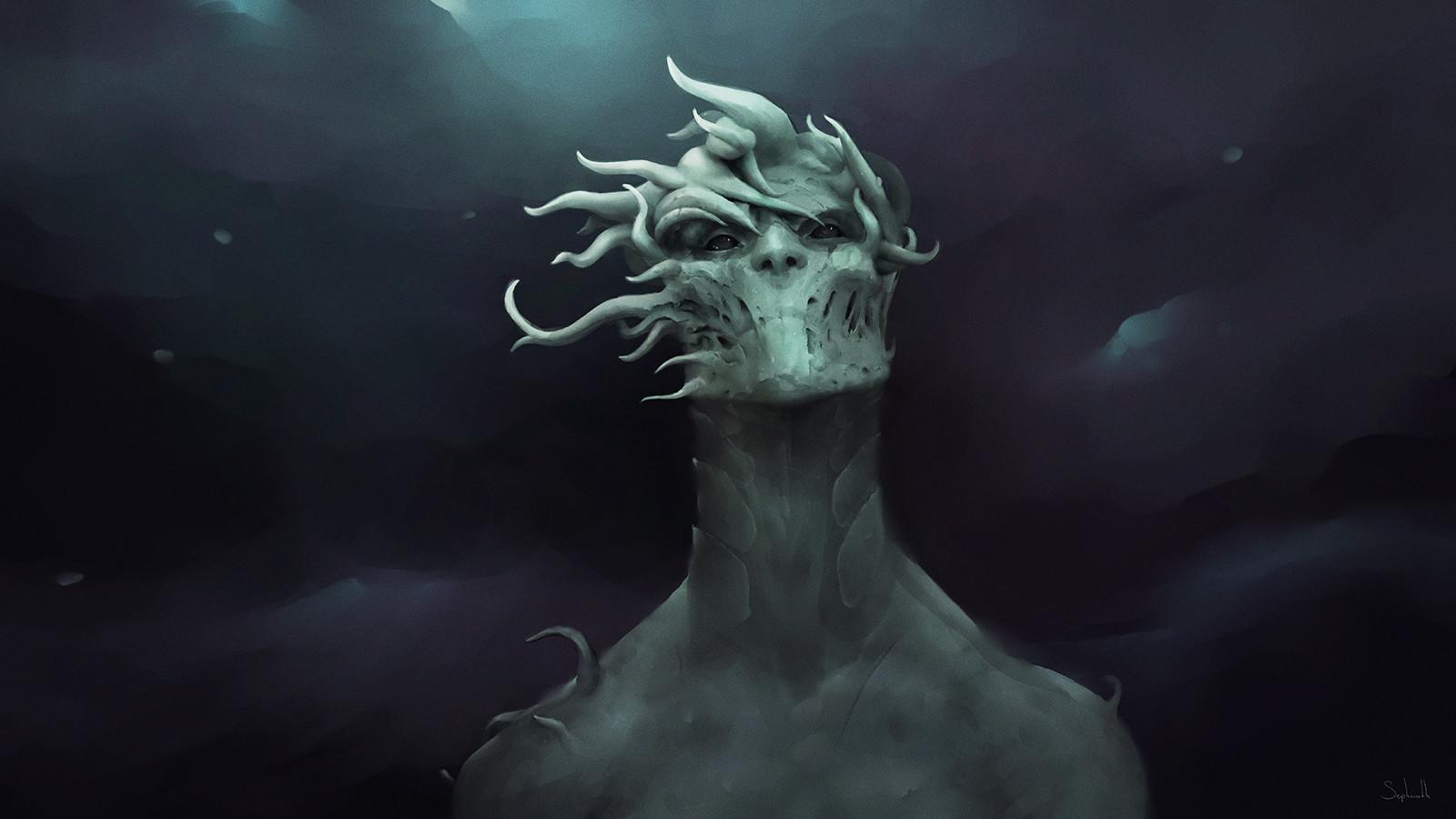 Sephiroth art before the rain