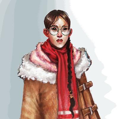 David d m cornish faun coat v1 004