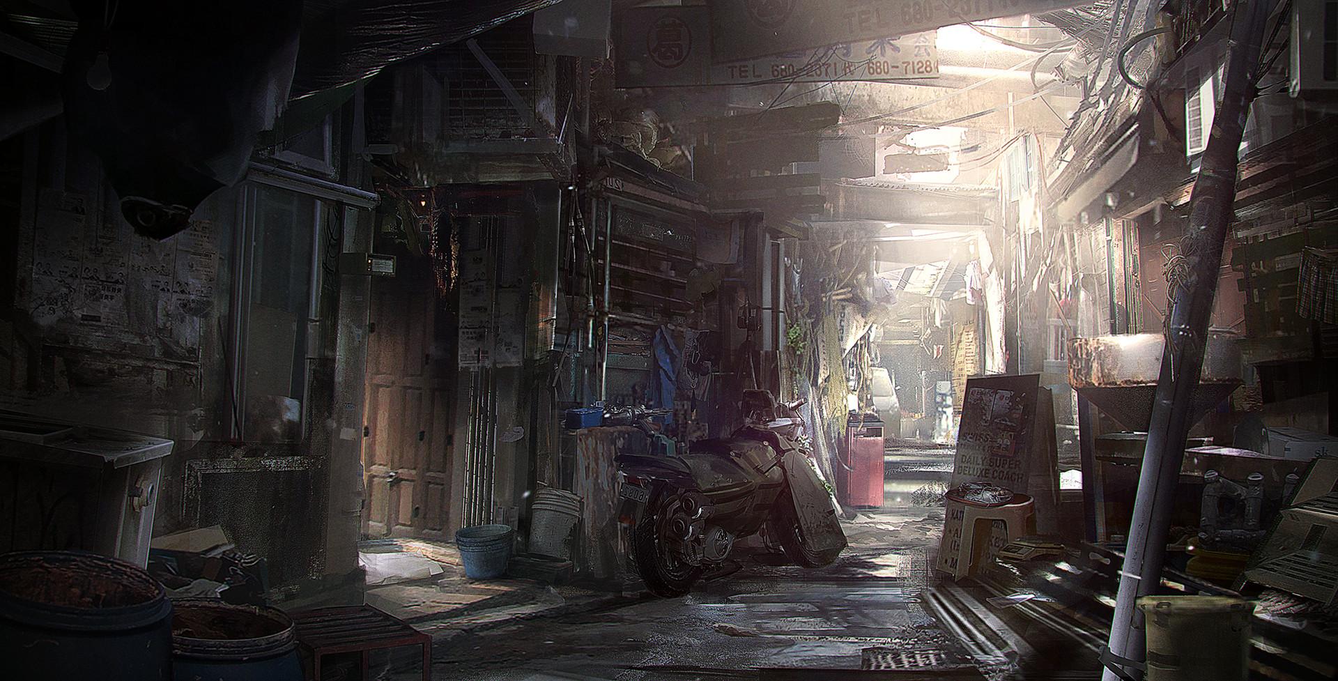 James cheong clutter