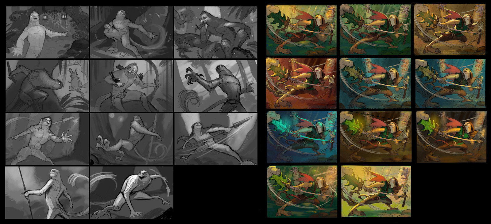 Cindy a avelino airon thumbnails study
