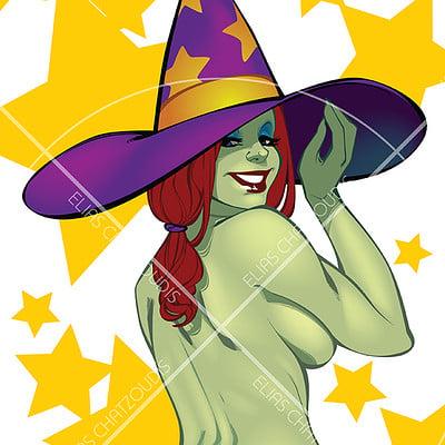 Elias chatzoudis witch