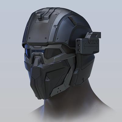 Eduard pronin mile22 helmet concept 01