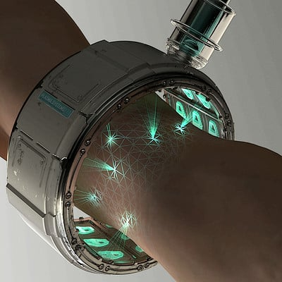 Masahiro sawada futuristic injection assets