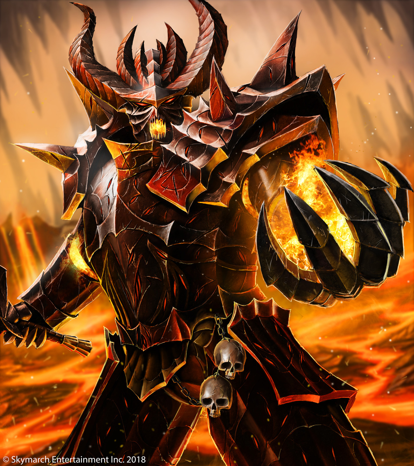 Demonlord Zarkoth