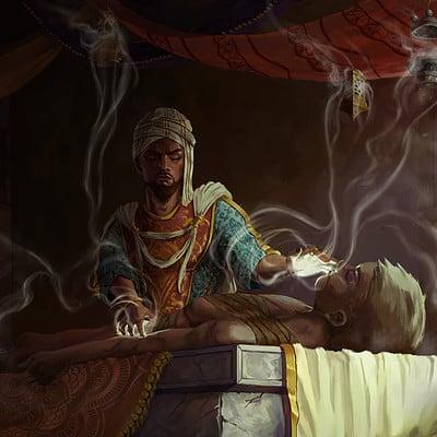 Renato prezioso incense healer