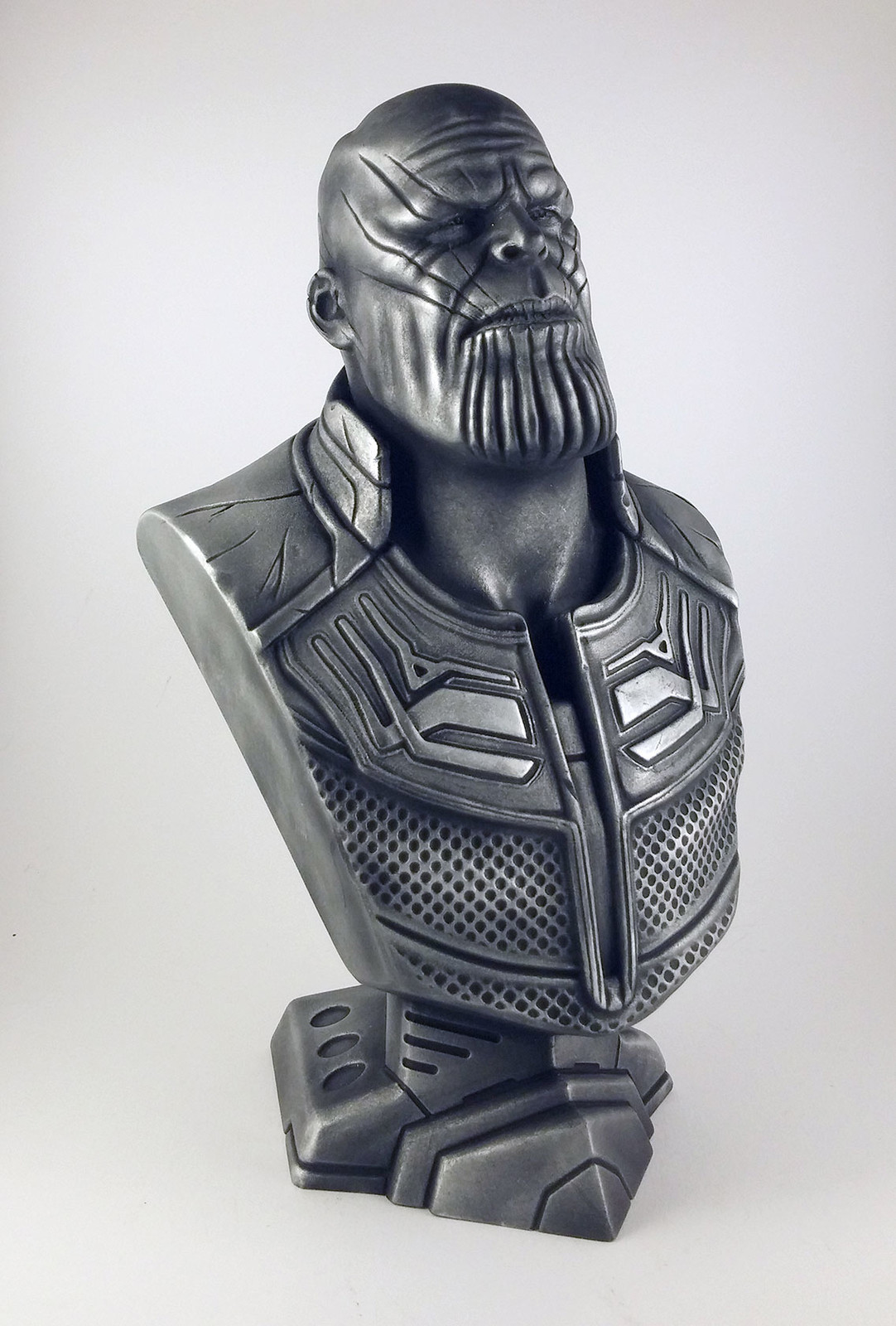 Thanos 3D printed and finished