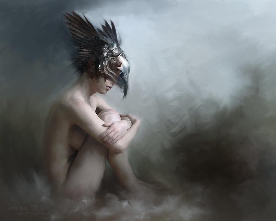 L e n t e s c u r a la regina degli avvoltoi by l e n t e s c u r a dcjsvq4