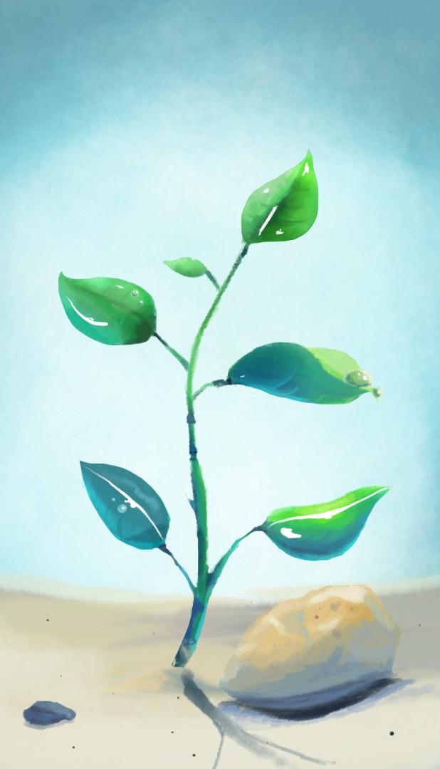 Aaron truehitt plant life