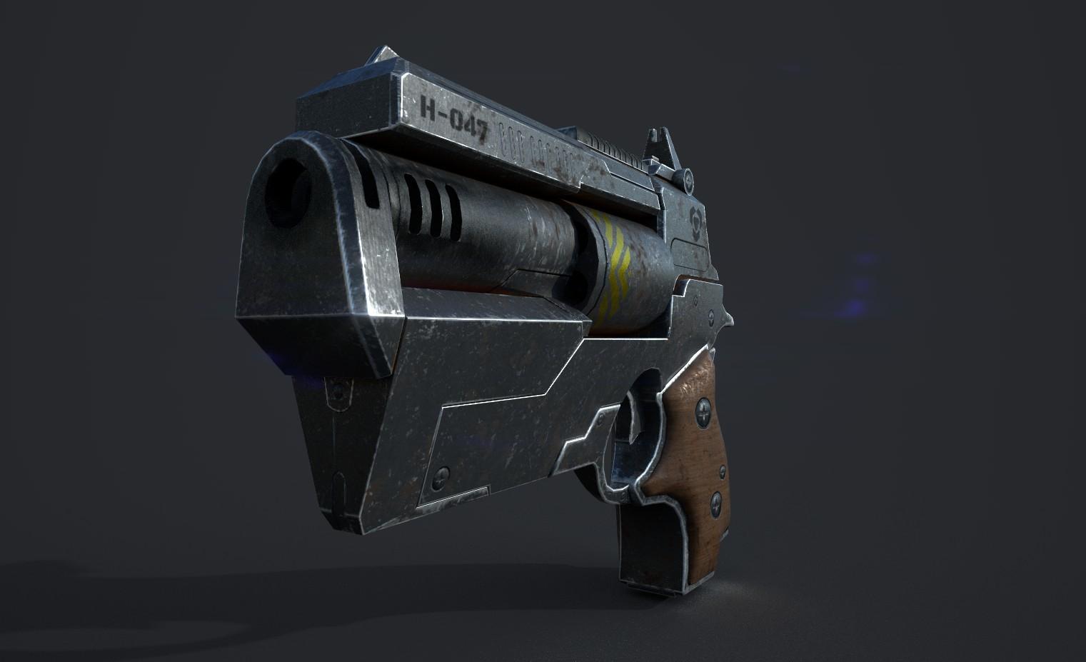 Manish anand pistol 3