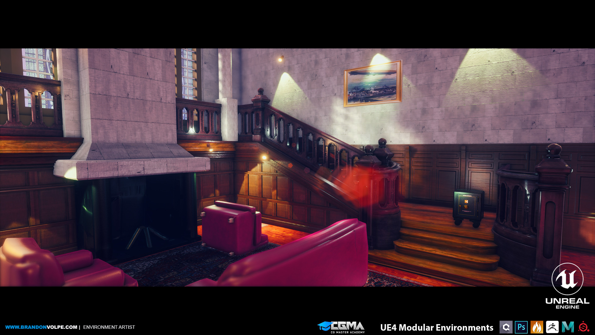 Brandon volpe brandonvolpe cgma modularenv mansion wip 011