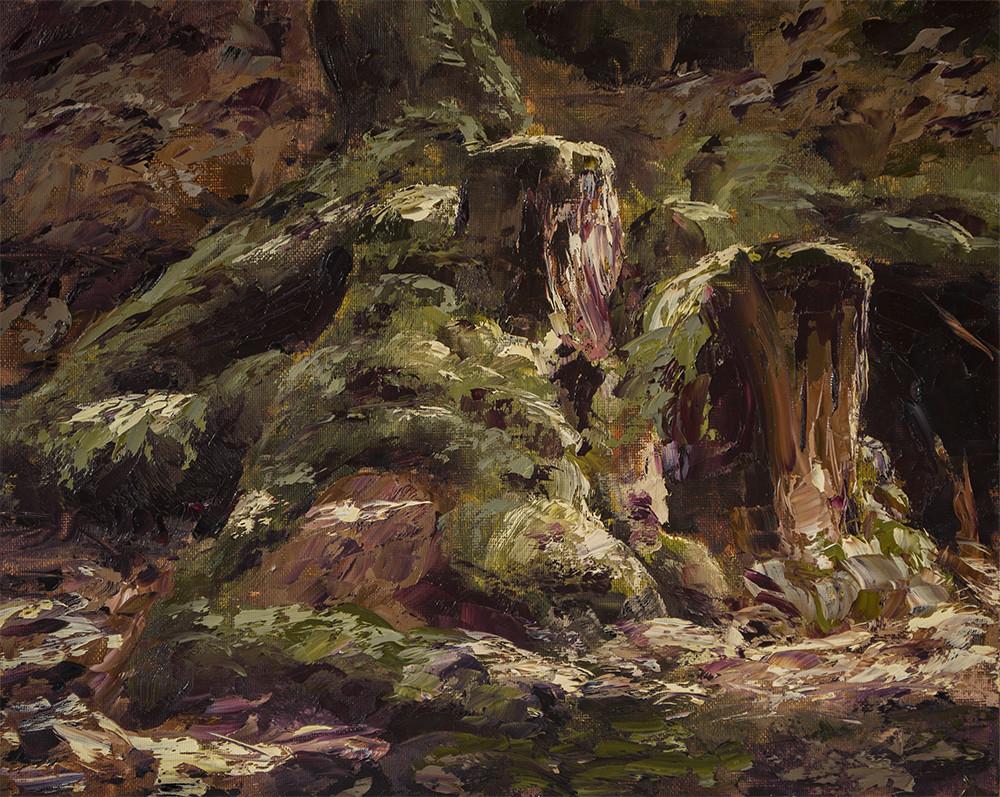 Arthur haas treestumps small