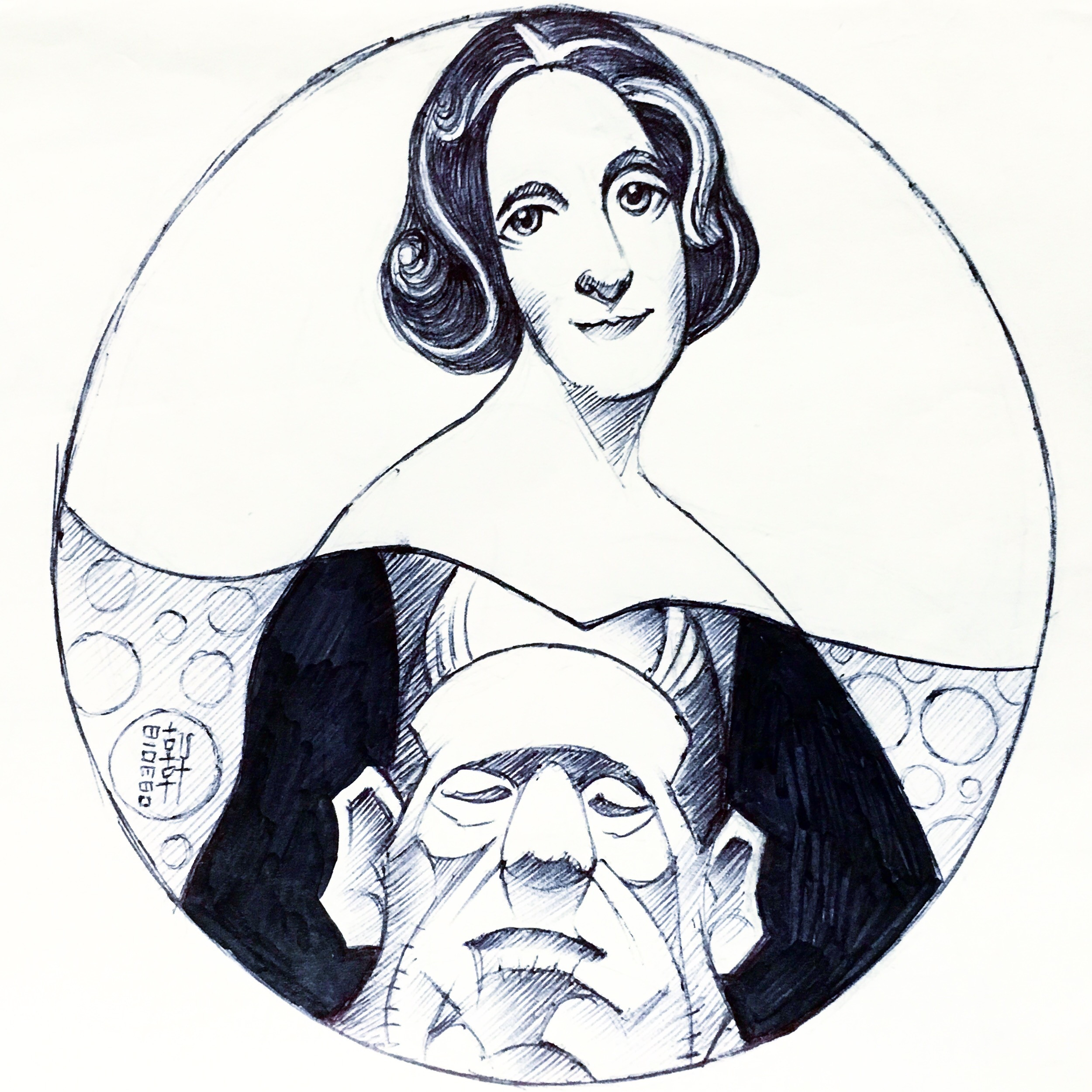 Day 08-30-18 - Mary Shelley