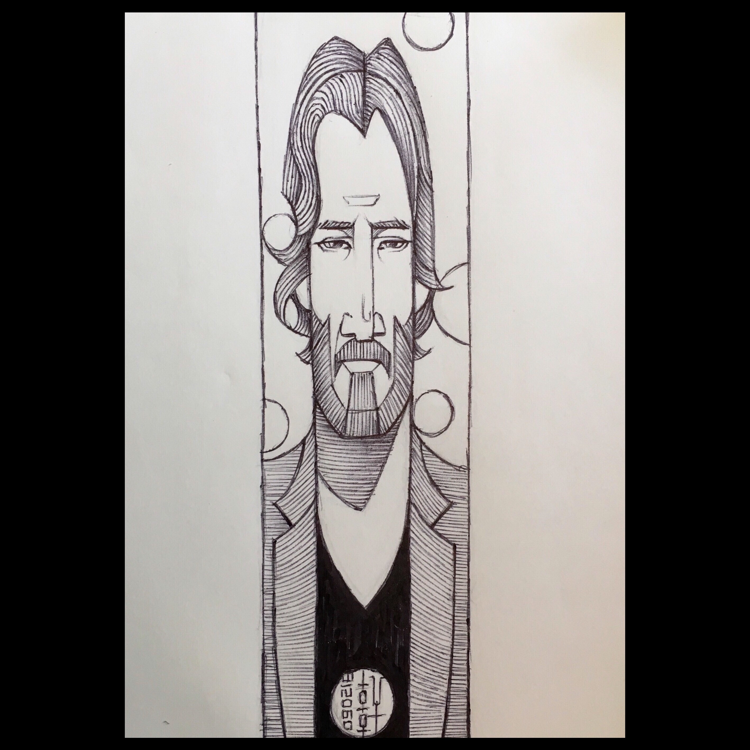 Day 09-02-18 - Keanu Reeves