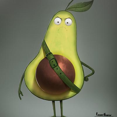 Rayner alencar avocado a