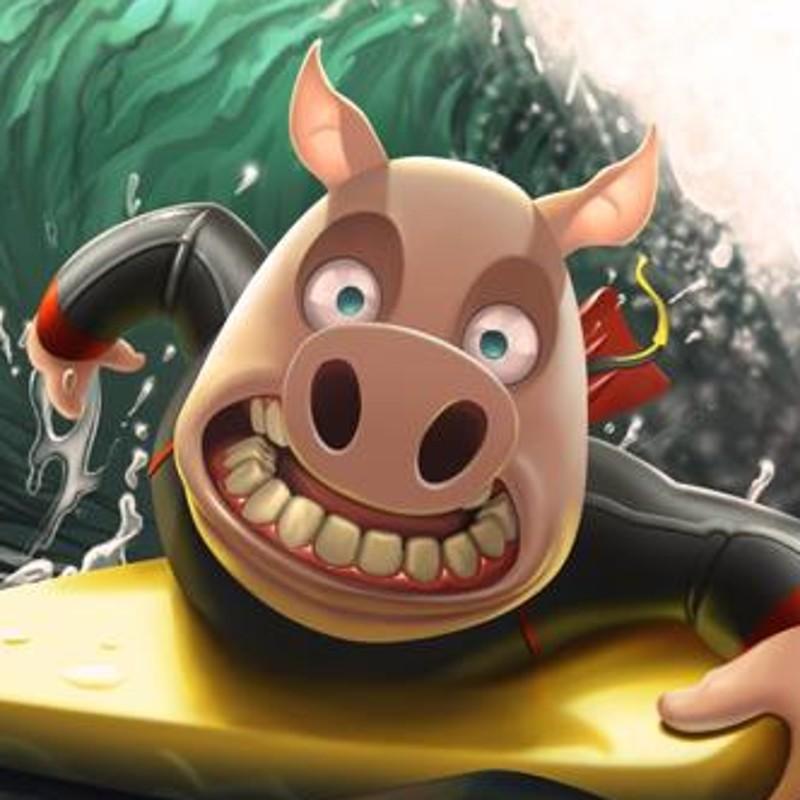 A Pig's Life - Salty Crispy Bacon Tale