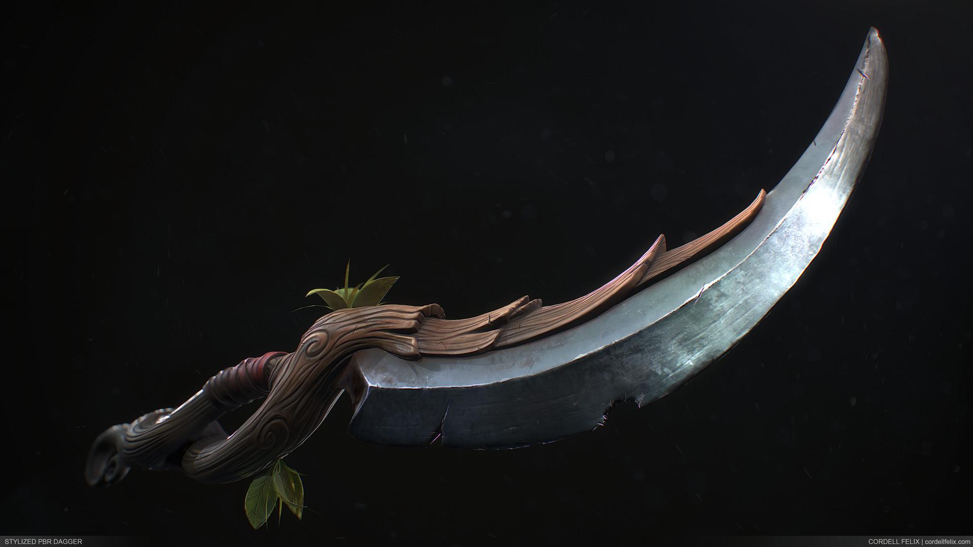 Cordell felix cordellfelix dagger 01